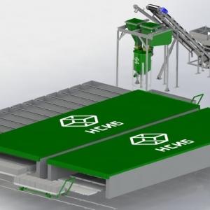 آلات تصنيع الورق الإنتاج