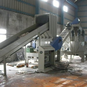 Machines De Recyclage Du Plastique