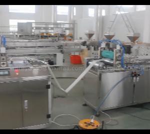 Machines De Production De Verre