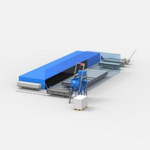 Machine De Fabrication De Conduits
